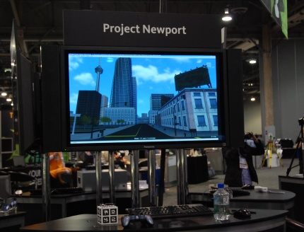 Project Newport from autodesk