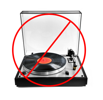 No_turntable