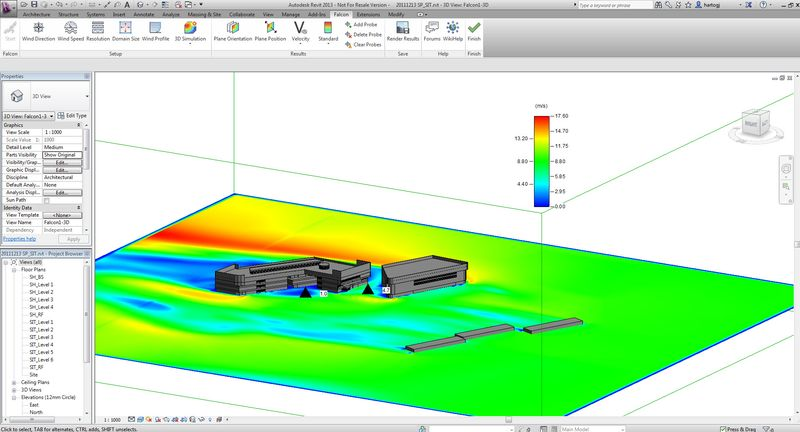 Falcon for Revit 3