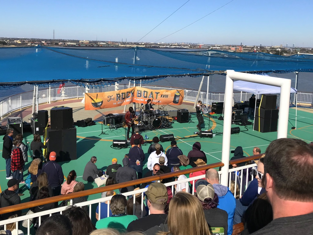 The Rock Boat XVIII was music to my ears… (part 1 of 3) - It