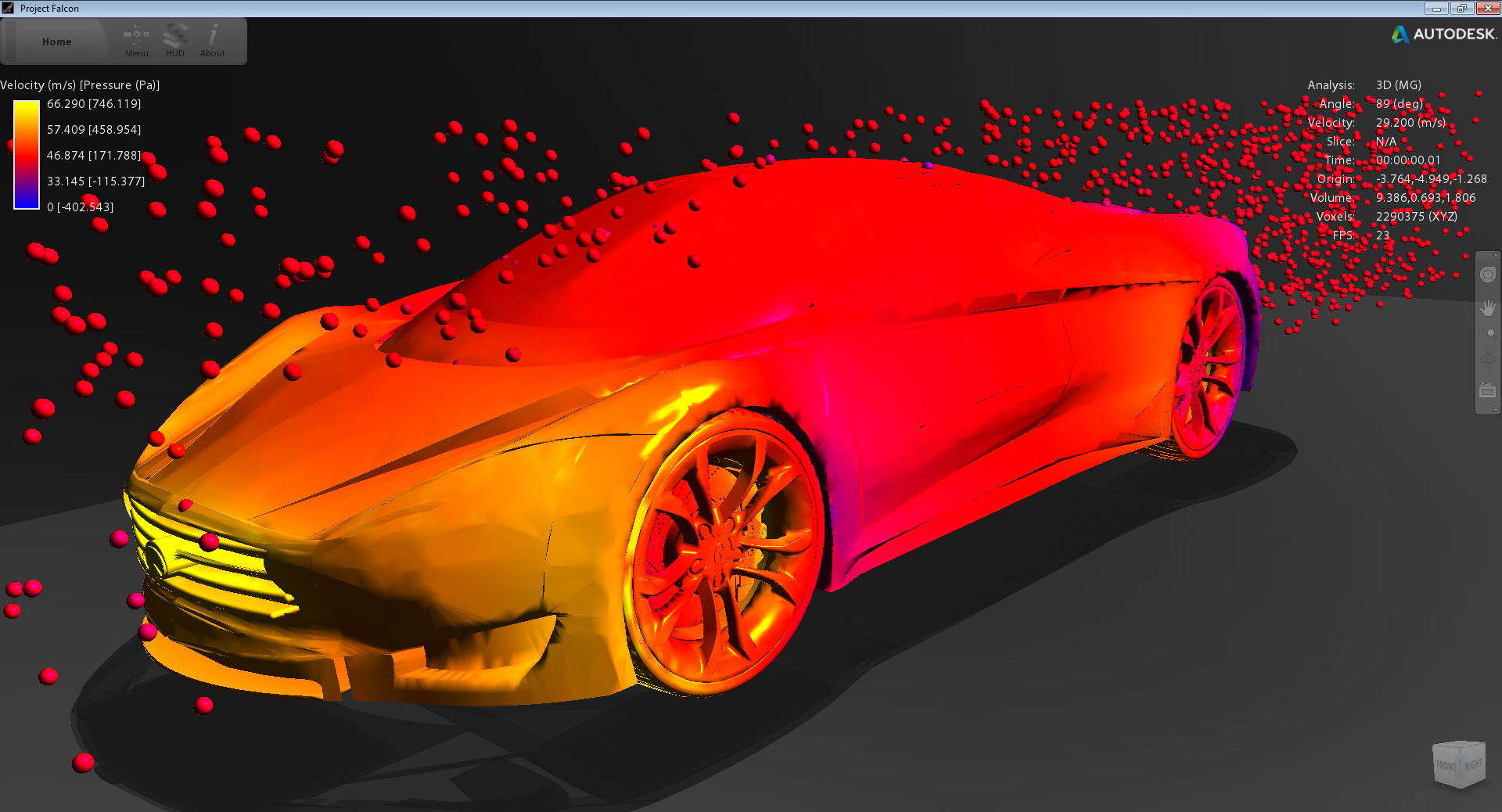 Autodesk Gallery: Real-time 3D Capture and Analysis Exhibit