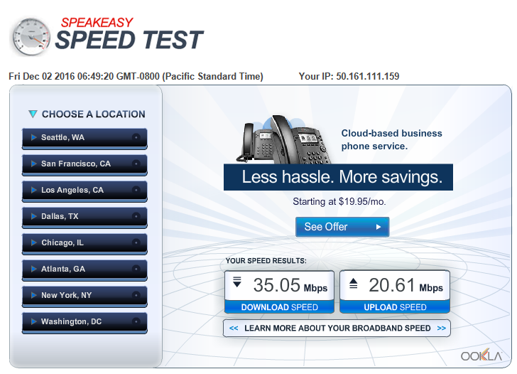 Speedtest_dell