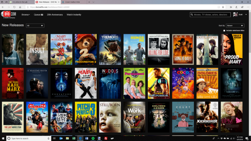 Why Doesn't the Netflix New Releases List Show All of the Popular