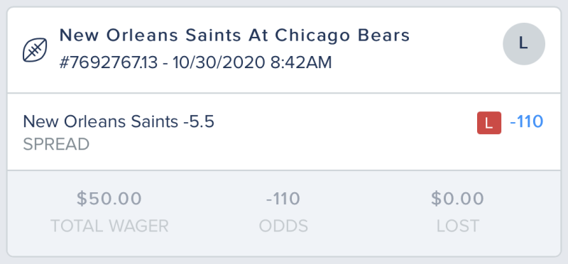 Saints-bears-game