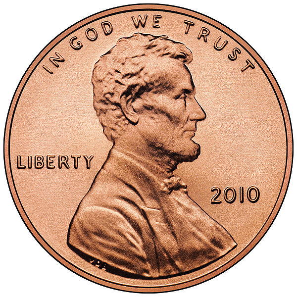 Denomination Face On Coin Image Source Wikipedia
