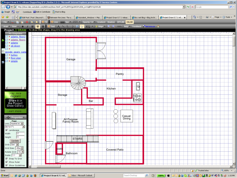 Dilbert ultimate house floor plans thefloors co for Home plan drawing software